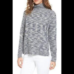 Madewell Melange Turtleneck Sweater